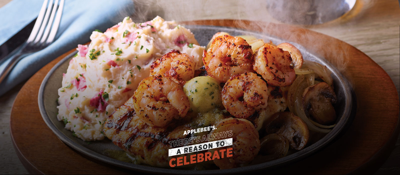 There's Always A Reason To Celebrate - Applebee's Grill and Bar Niagara Falls